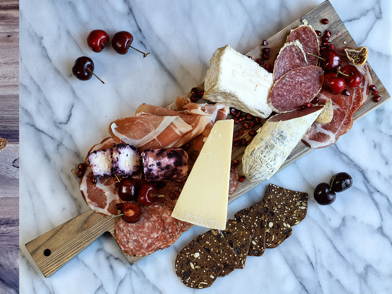 Charcuterie The Art of the Board