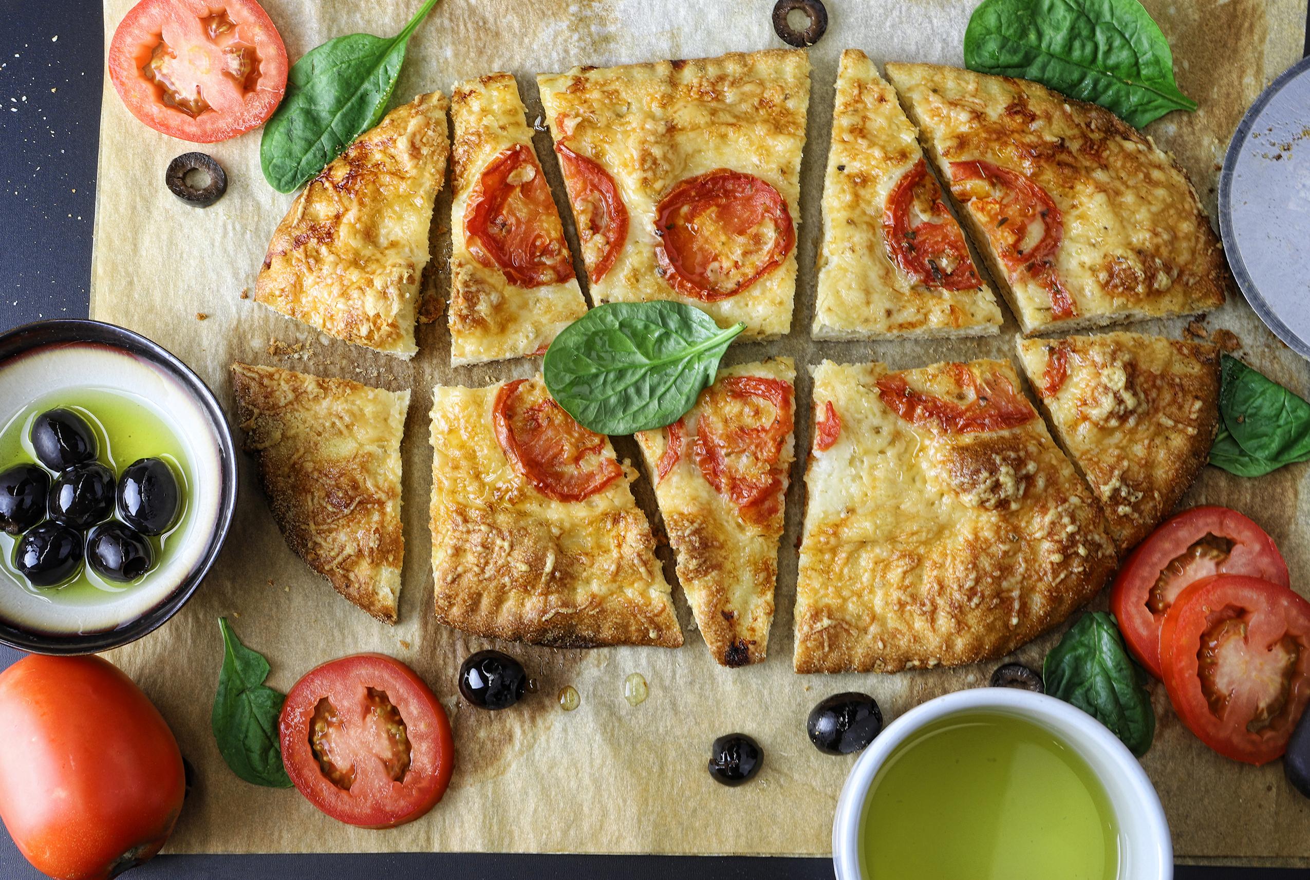 The Bread House - Fresh Focaccia