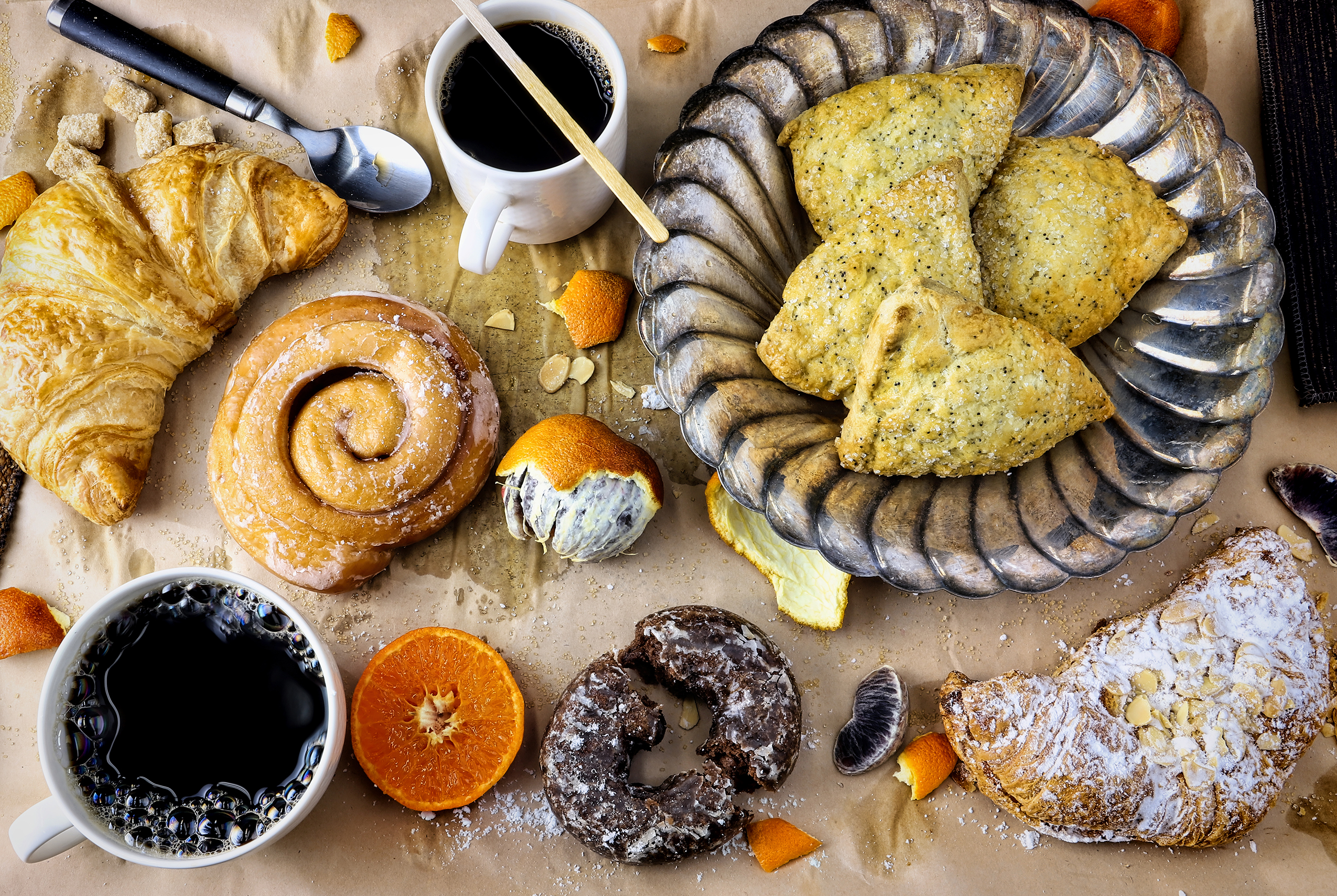 The Bread House - Sweet Breads